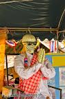 Automaton at Wat Klong Prao