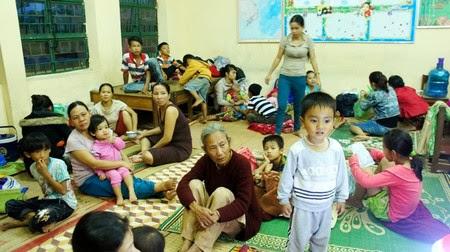 Siêu bão Haiyan giữ nguyên sức tàn phá khi vào Việt Nam - DIENANH24G