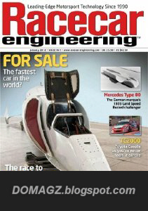 Download Racecar Engineering UK - January 2012 Free - Mediafire Link