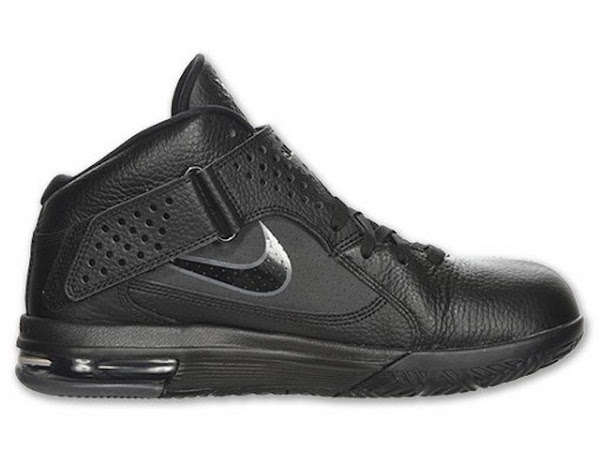 Nike Air Max Soldier V 5 8220Triple Black8221 Available at Finishline