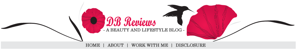 DB Reviews - Beauty and Lifestyle Blog