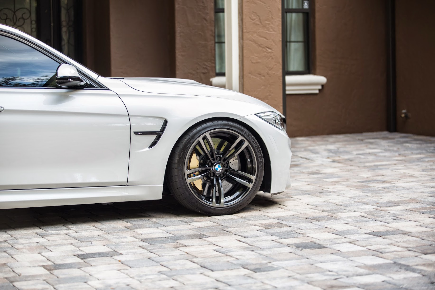 F80 M3 Cosmetic Parts Installed   Obsessed Garage Blog