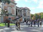 Exterior del Museu del Prado