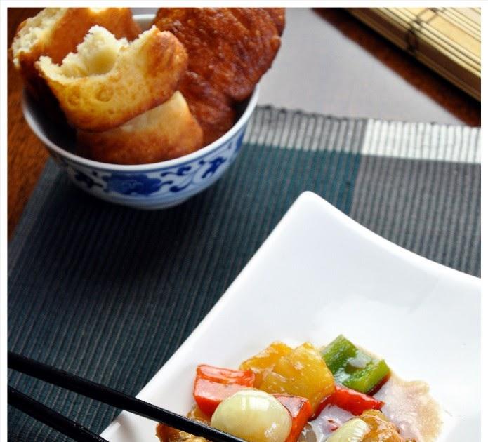 Cerdo agridulce (cocina china)