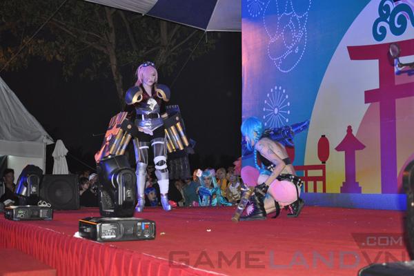 Cosplay Liên Minh Huyền Thoại tràn ngập Aki Matsuri 13