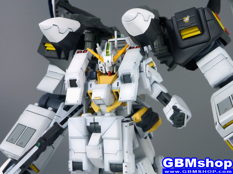 RX-121-2 Gundam TR-1 (Hazel Owsla) with Gigantic Arm Unit โดย lorn_13