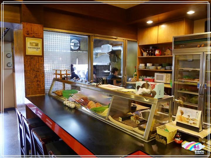 斗六-滿圓料理店 日式料理中帶點中式口味 家庭聚餐去~