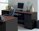 "Mayline CSII Office Furniture - Credenza 54"" x 24"" - 1 BBF, 1 FF Pedestal - C1145"