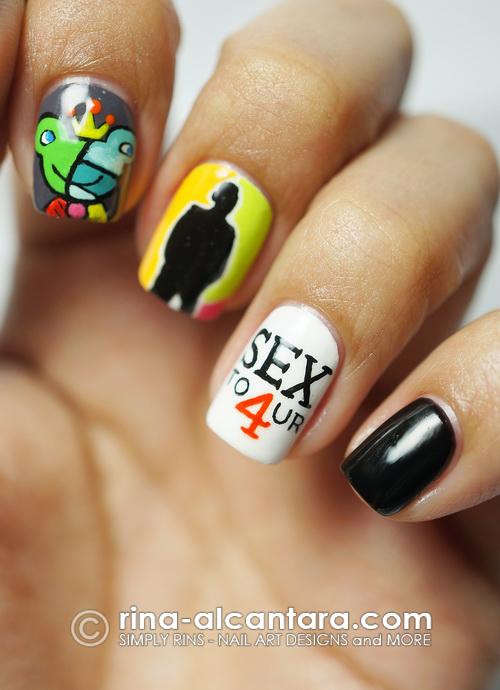 Soccsksargen Experience Tour 4 Nail Art Design