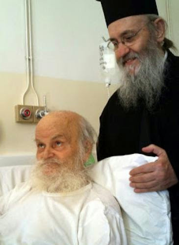 The Last Days Of Elder Anastasios Of Koudoumas 4 Of 5