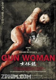Sát Thủ Gợi Cảm - Gun Woman (2014) Poster