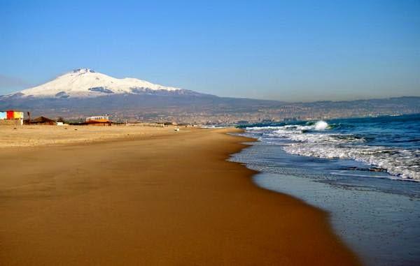 Playa, Catania