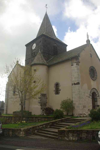 L'église de Laschamps