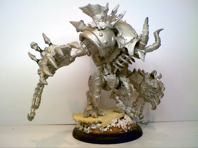 Deathjack - side view