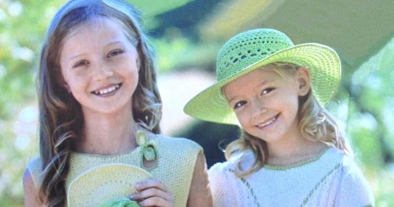 ажурные шляпки крючком для женщин схемы