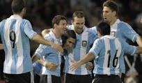 Goles Argentina Paraguay 7 septiembre Eliminatorias Brasil 2014