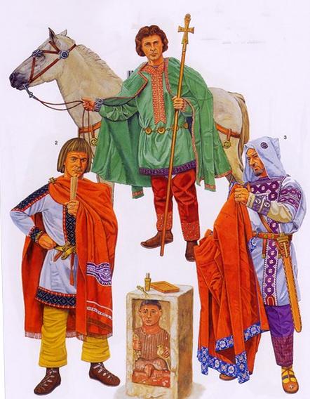 Воины Византии