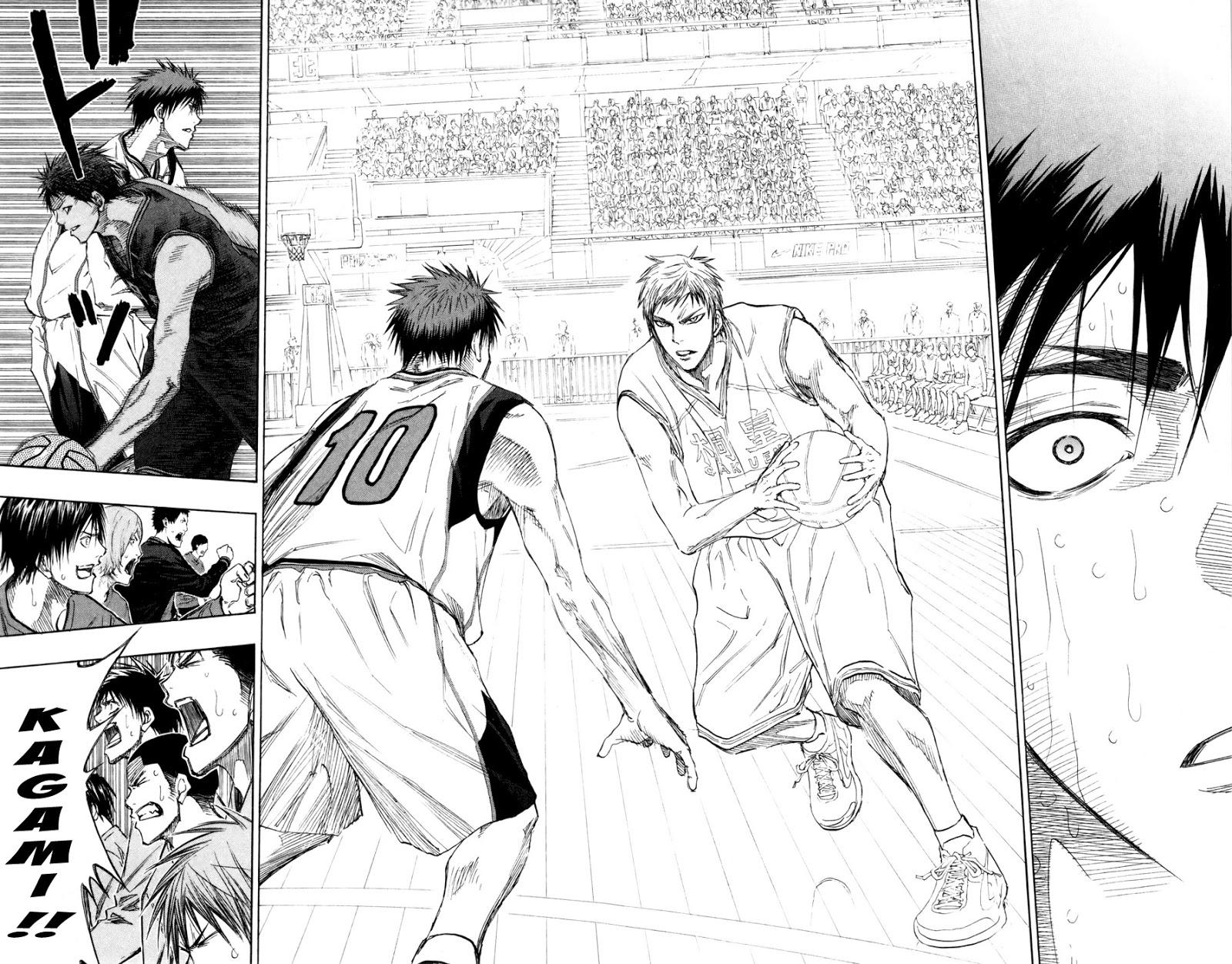 Kuroko no Basket Manga Chapter 135 - Image 16-16