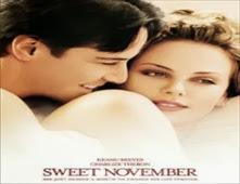 فيلم Sweet November