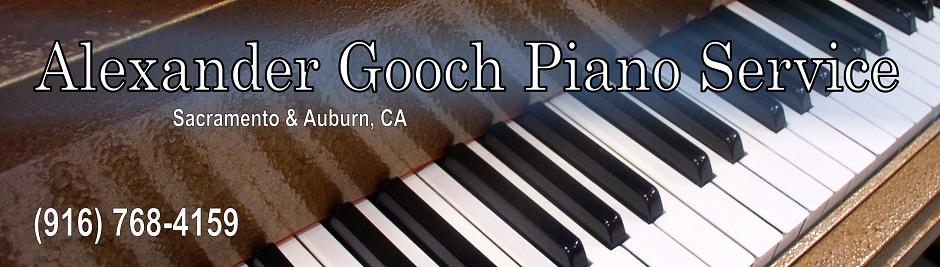 Alexander Gooch Piano Service