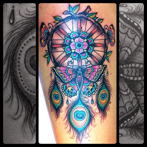 52 Dreamcatcher Tattoo Ideas: Everyone Has A Story To Tell