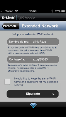 Extended Network