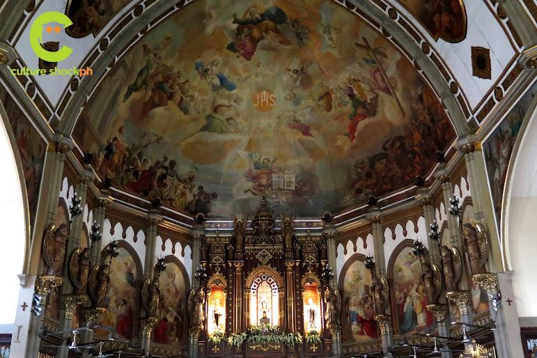 San Beda Abbey