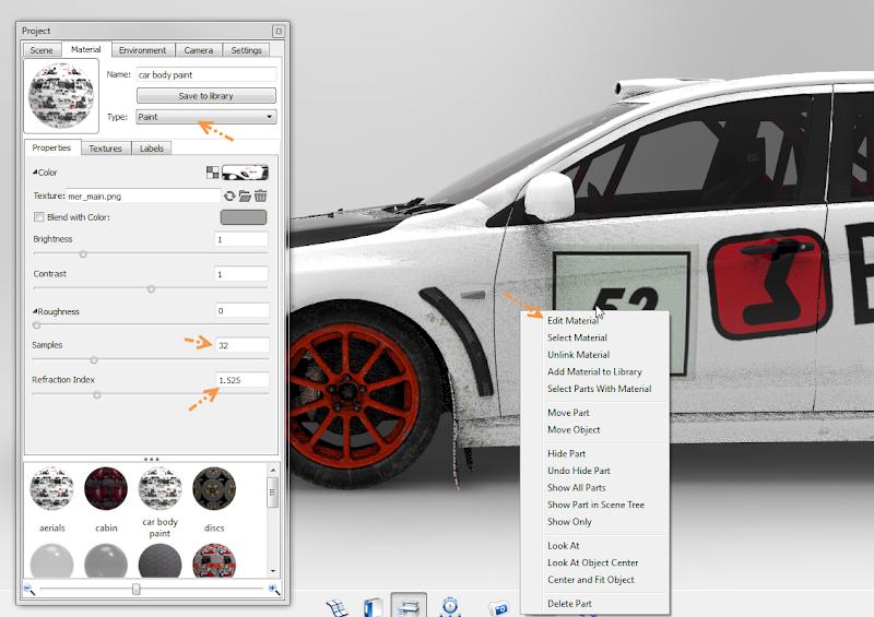 การเพิ่มลายรถใหม่ลงไปใน DiRT 3 และการทำภาพ Tiles ของรถ Newcar43