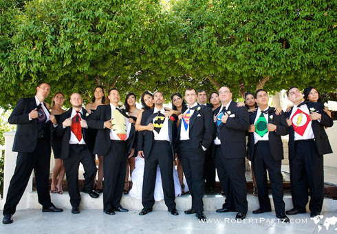 забавни и нетипични сватбени снимки
