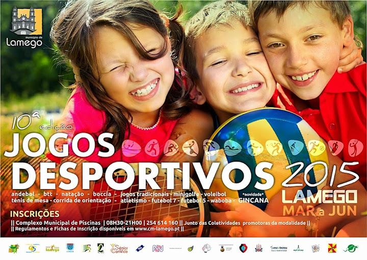 Jogos Desportivos de Lamego prometem juntar mais de 1000 atletas