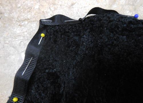 como transformar blusa em casaco