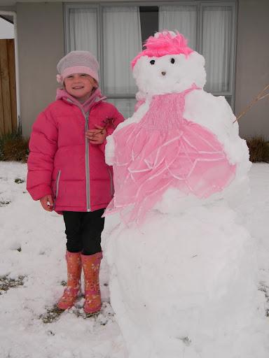 Lilli and the Snow Princess