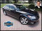 2011 LEXUS LS 460 4dr Sdn Navigation Backup Bluetooth Leather Sunroof