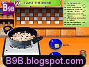 لعبة طبخ الوجبة الرئيسية اللذيذة