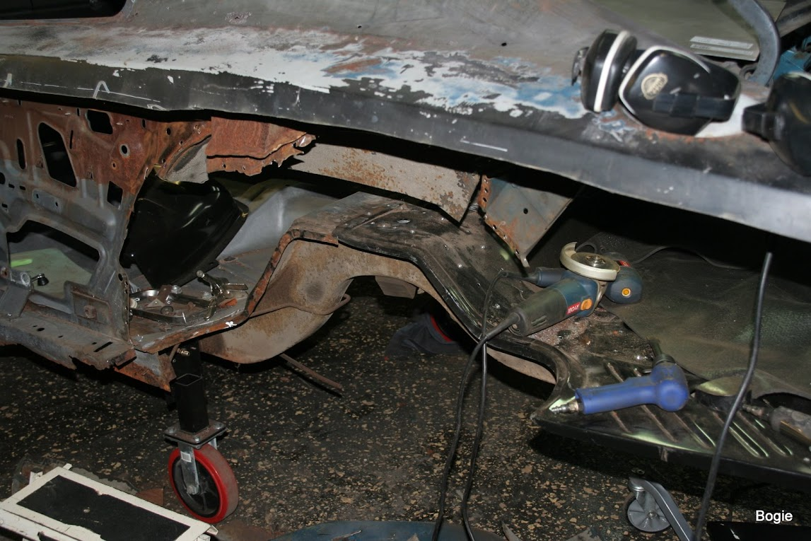 on 05 Dodge Durango Patch Panels