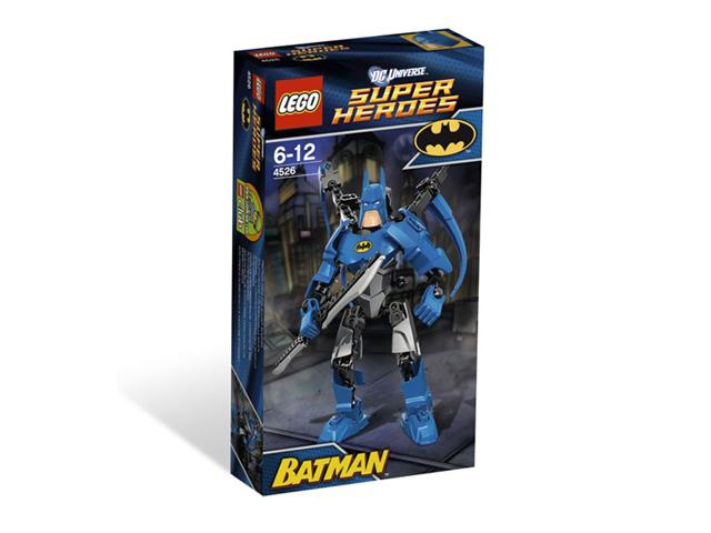 レゴ スーパーヒーローズ バットマン 4526