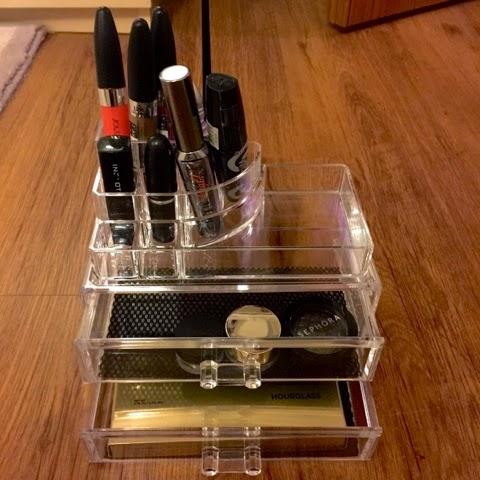 Akrilik Makeup Organizer -  Makyaj Düzenleyici