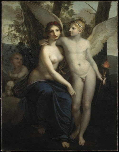 Pierre-Paul Prud'hon - The Union of Love and Friendship