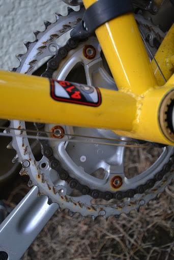 Sprocket Rust Bike Forums