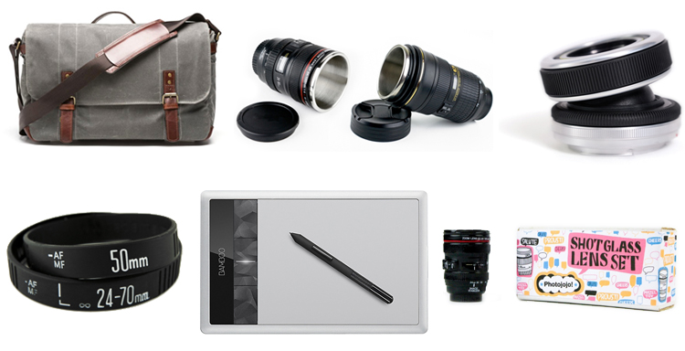 5 Great Holiday Gift Ideas For Photographers