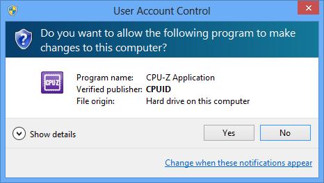 ปิดการทำงานของ UAC (User Account Control) ใน Windows 8 W8useracc00