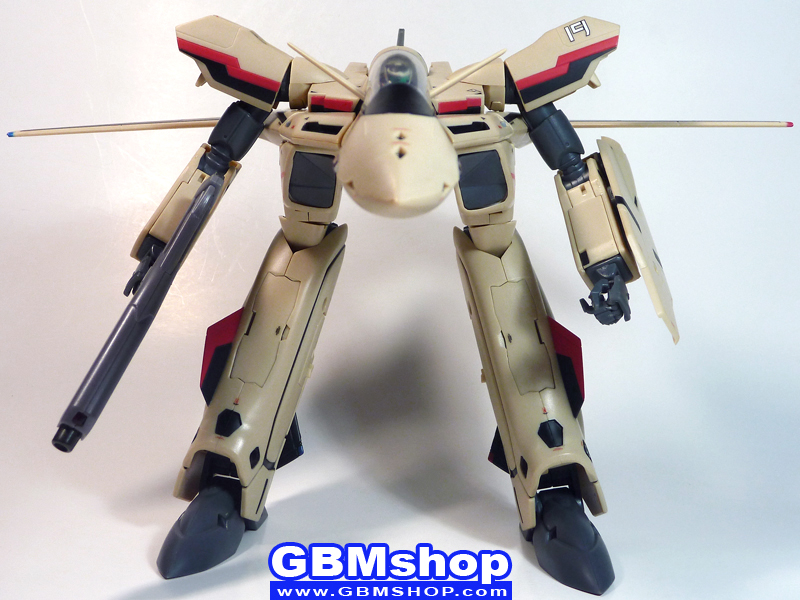 Macross Plus YF-19 GERWALK Mode