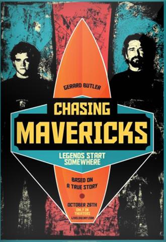 Chasing Mavericks (2012) Online