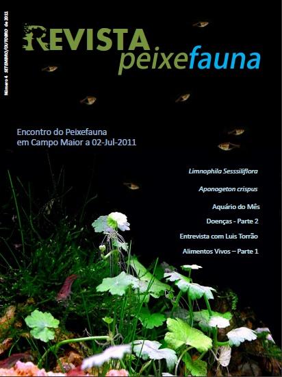 Revista PeixeFauna nº 4