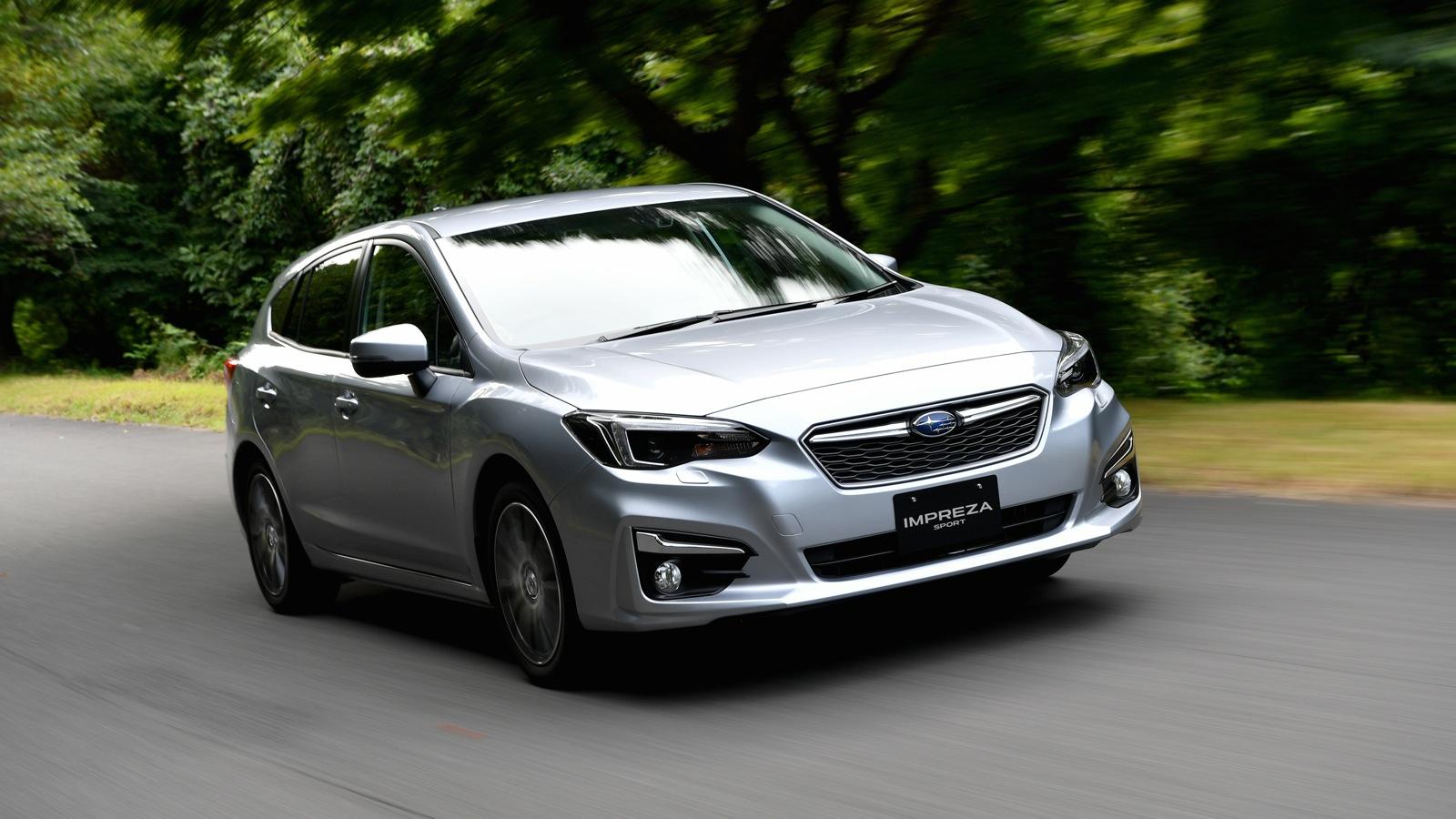 Subaru Impreza 2017