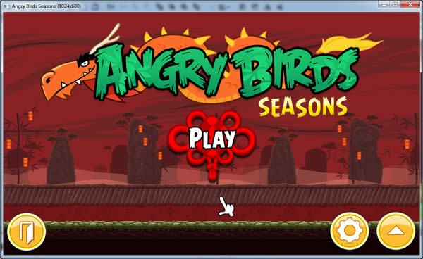 Angry Birds Seasons 2.2.0 - Year of the Dragon