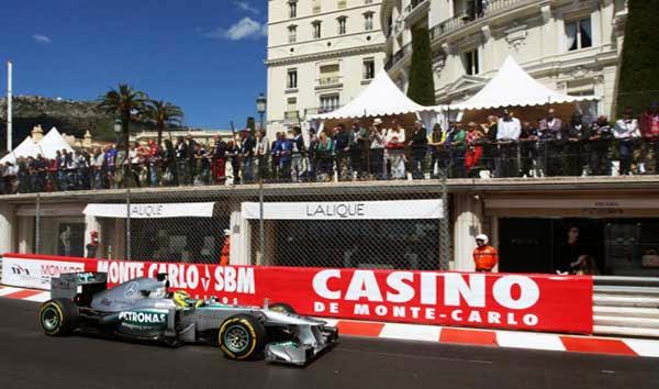 Fórmula 1, GP de Mónaco