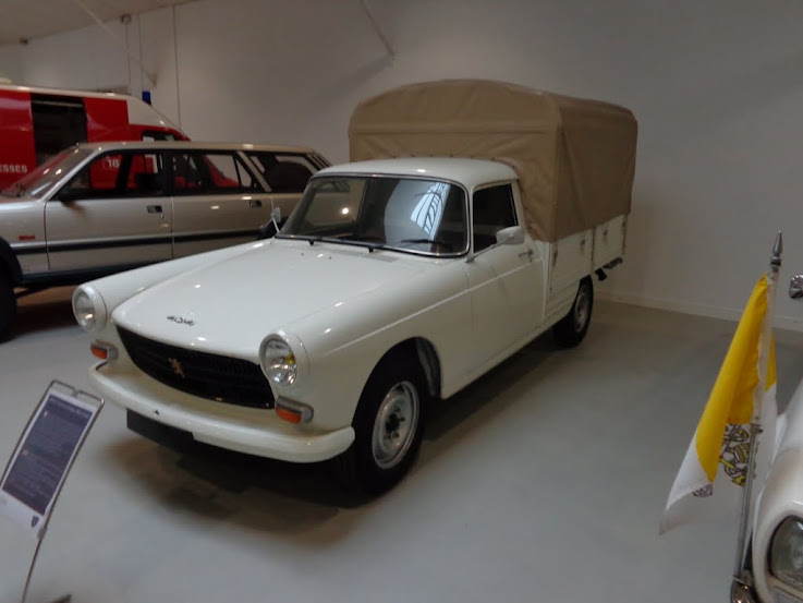 Musée de l'aventure Peugeot à Sochaux DSC01278