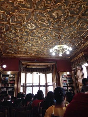 Tea Room Weston Peir