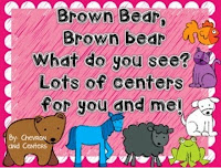 http://www.teacherspayteachers.com/Product/Brown-Bear-Brown-Bear-Unit-1401648